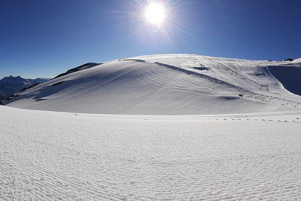 Glacier des Deux Alpes