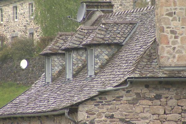 Le charme des maisons traditionnelles de l'Aubrac est désormais très recherché.