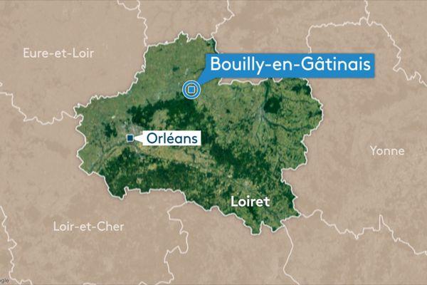 Bouilly en Gâtinais (Loiret)