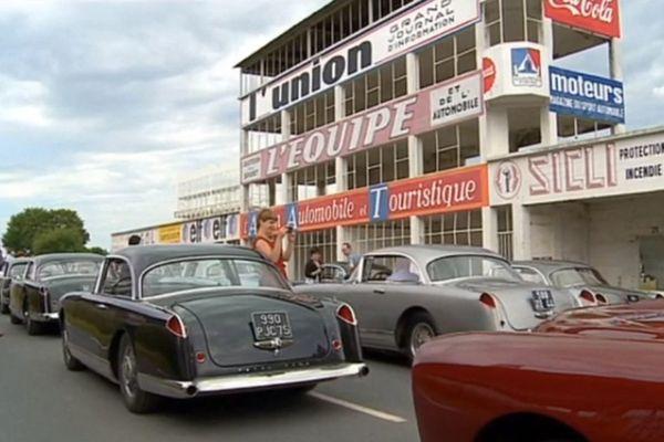 Les rassemblements sur l'ancien circuit automobile, sont jugés trop nombreux par le maire de Gueux près de Reims.