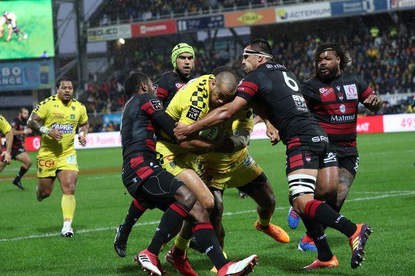 Dimanche 20 octobre, à domicile, l'ASM Clermont Auvergne a fait tomber le leader du Top 14, le LOU.