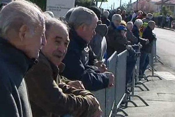 Le public était bien au rendez-vous pour suivre une épreuve cycliste très ancienne, à Beaumont : le Prix des Cornards existe depuis 1946