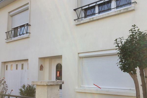 Orvault (Nantes Métropole) - La maison de la famille disparue