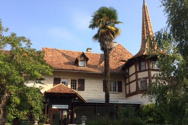 La Maison Alsacienne en plein coeur d'Angoulême a 100 ans.