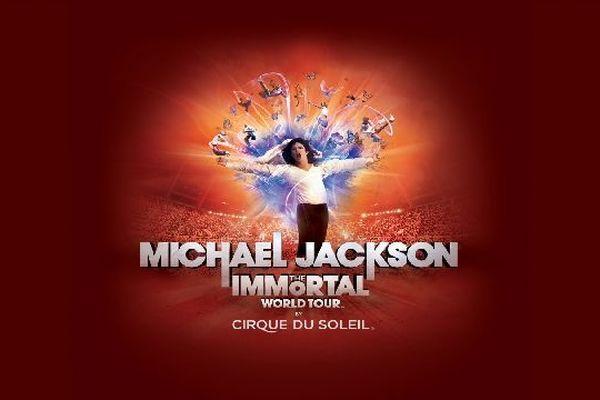 Michael Jackson à l'Aréna de Montpellier