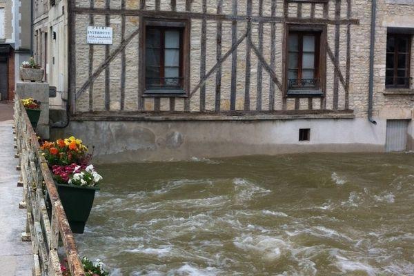 Inondation Essoyes
