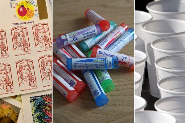Smic, produits plastiques jetables, timbres, homéopathie... Ce qui change au 1er janvier 2020.