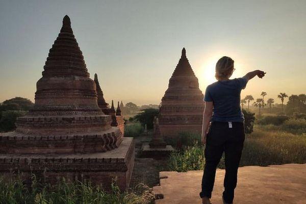 Montrer une autre image de la Birmanie, loin des militaires.