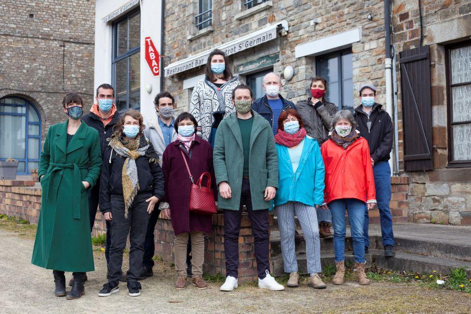 Saint-Germain-sur-Ille : des habitants veulent faire revivre le café du village