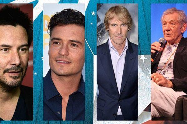 Keanu Reeves, Orlando Bloom, Michael Bay, Ian Mckellen et Robert Pattinson sont attendus sur le tapis rouge du festival du cinéma américain.