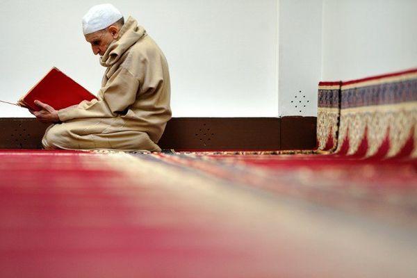 Dans la mosquée de Lille
