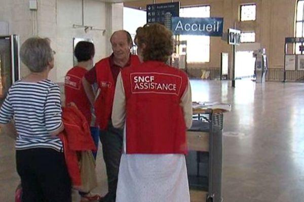 A Limoges, les cheminots ont voté la reprise du travail ce matin