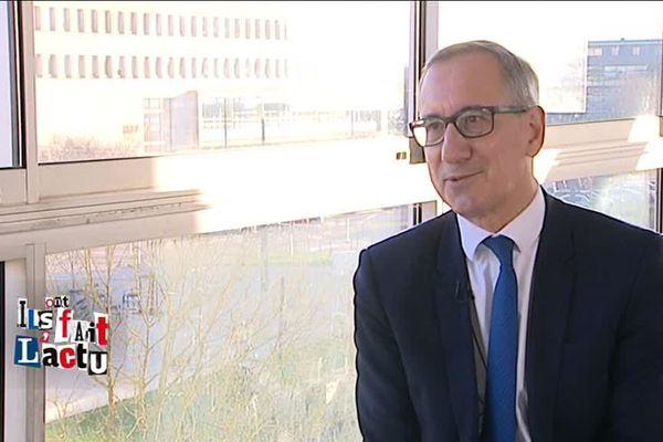 Jean-François Dodet, responsable prévention et promotion de la santé à l'ARS de Bourgogne-Franche-Comté.