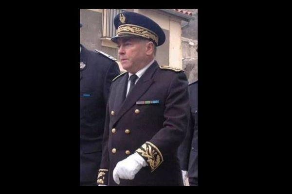Jean-Marc Duché ancien sous-préfet de Langres (Haute-Marne).