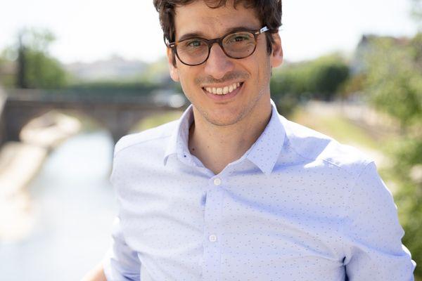 """Mathieu Ara, chef de file de """"CouleursLandes"""""""