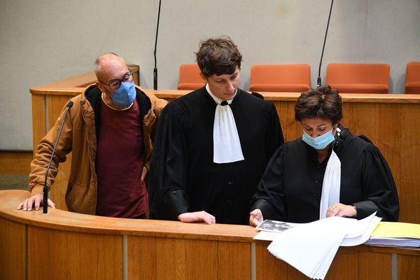 """"""" Vincenzo Vecchi, devant la cour d'appel d'Angers le 2 octobre 2020 (4028072)"""""""