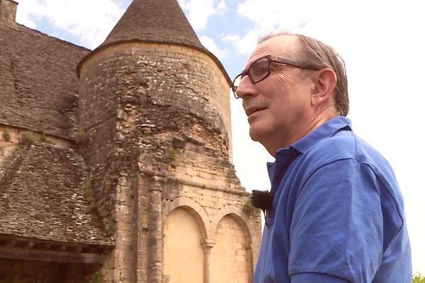 Rémi Stackmann estime qu'il ne doit pas être le seul à respecter la règle du jeu des Monuments Historiques