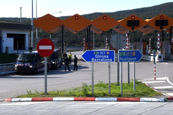 Se rendre en Catalogne pour du tourisme n'est toujours pas autorisé.