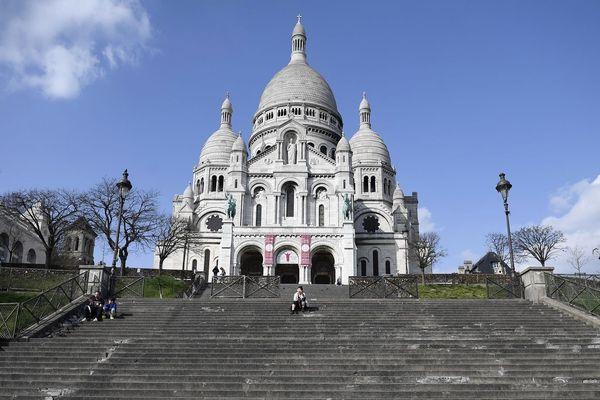 Les cloches de la Basilique du Sacré-Coeur de Montmartre résonneront à 19 heures 30 ce soir