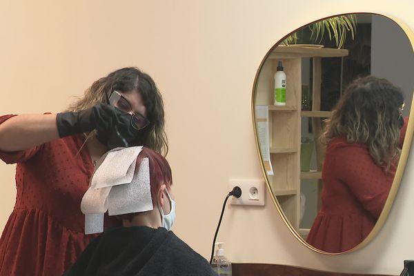 L'Effet papillon, salon de coiffure solidaire