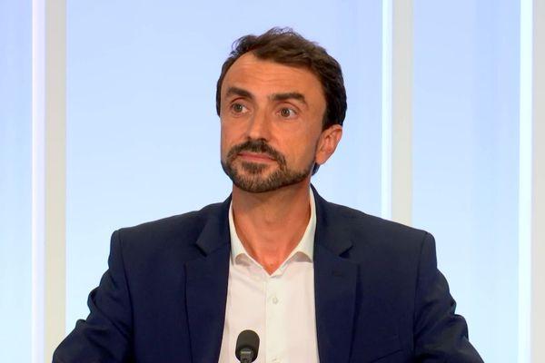 Le Maire de Lyon Grégory Doucet (EELV) veut renforcer la sécurité en ville avec plus de policiers, municipaux et nationaux.
