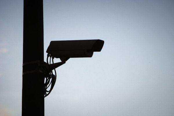 Une caméra de vidéosurveillance (illustration).