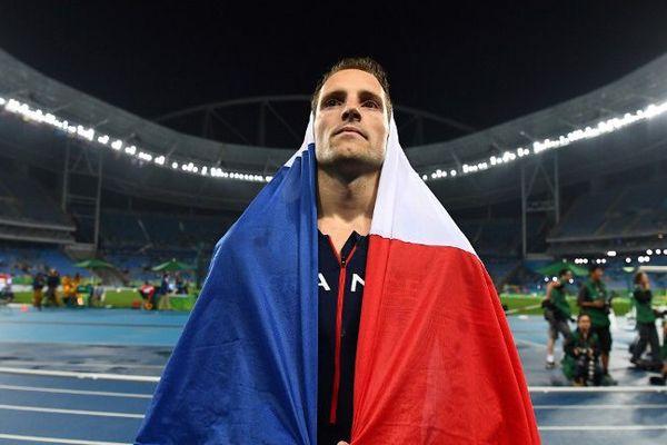 La déception à Rio pour Renaud Lavillenie qui n'a pas réussi à conserver son titre de champion olympique.