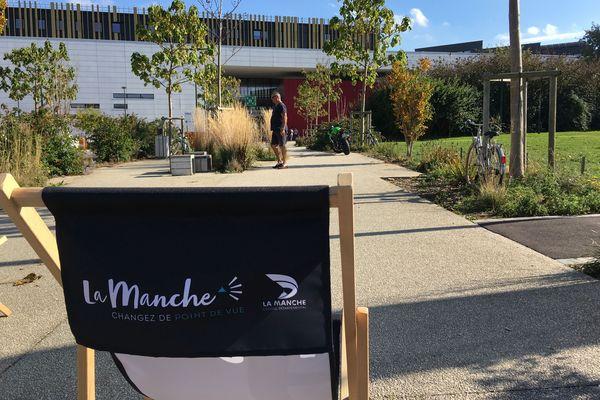 Le département de la Manche vient à la rencontre des étudiants de la faculté de médecine de Caen