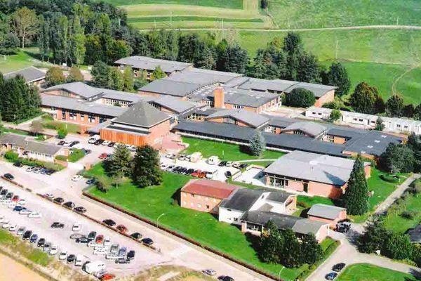 Le lycée agricole de Montmorot (Jura)