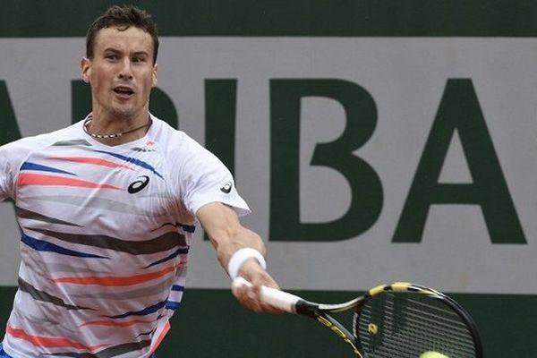 Kenny de Schepper- Roland Garros 2014