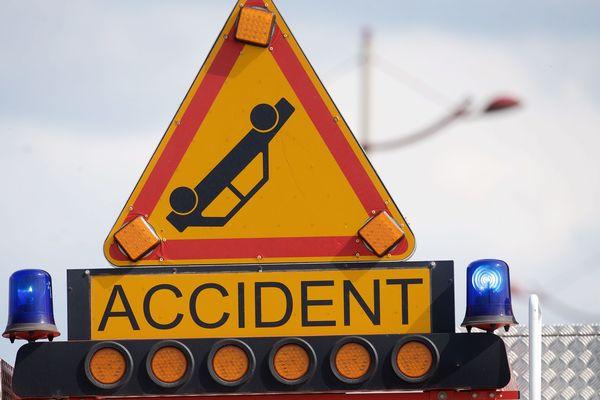 Ce jeudi 11 juillet, un jeune homme d'une vingtaine d'années a été grièvement dans un accident de la circulation.