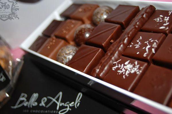 Bello & Angeli, une chocolaterie toulousaine primée au Salon du chocolat