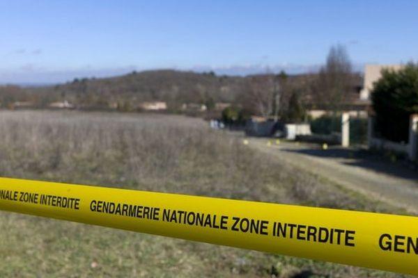 Le corps de Patricia Bouchon a été retrouvé le 29 mars 2011, dans une buse en contrebas d'une route, à Villematier.