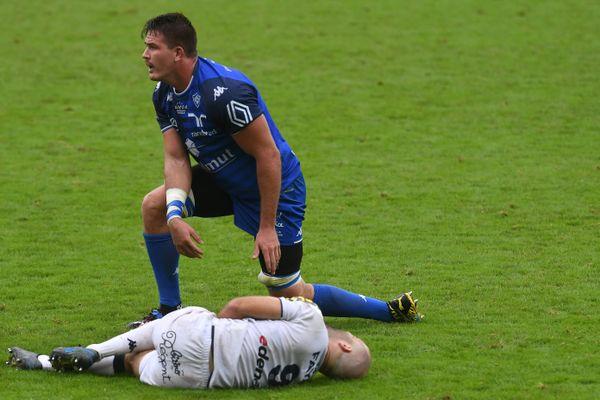 Ryno Pieterse, le 2e ligne du Castres Olympique, a été reconnu responsable de jeu dangereux avec son violent plaquage sur le Bordelais, Maxime Lucu, le 18 septembre 2021, lors de la 3e journée du Top 14.