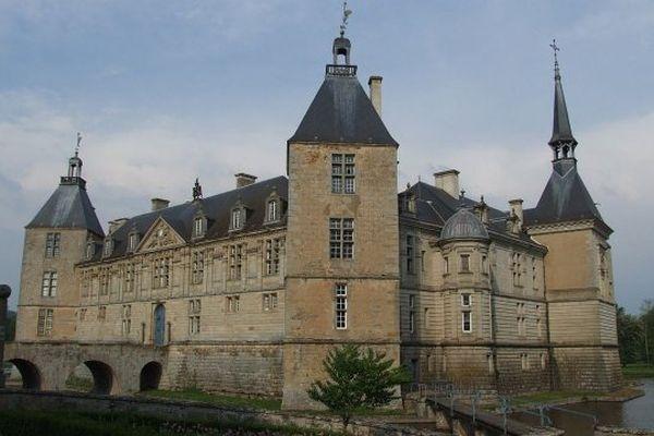 Château de Sully - Saône-et-Loire
