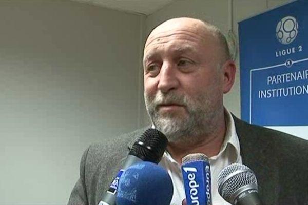 Franck Dumas, manager Général de L'ACAA