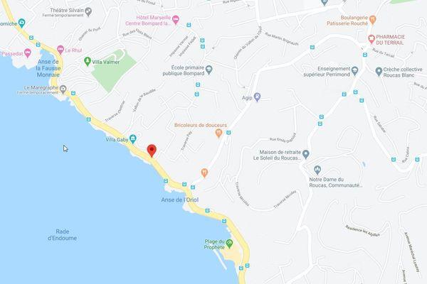 Un jeune homme fait une grave chute depuis la corniche Kennedy à Marseille