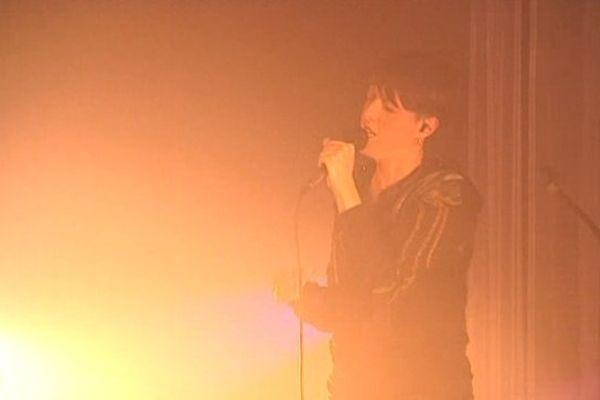 Mesparrow était en concert mercredi soir à Nordik Impakt