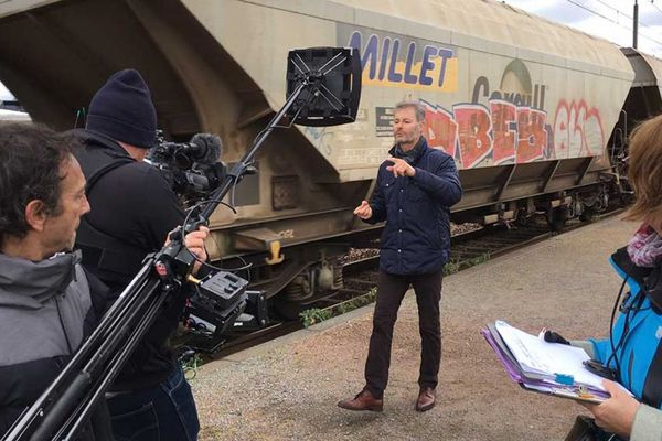Le rail en Pays de la Loire