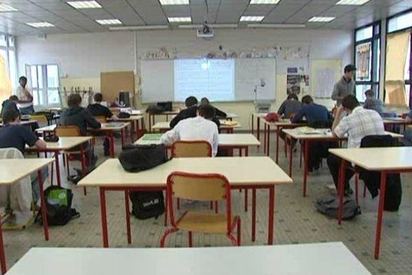salle de cours (illustration)