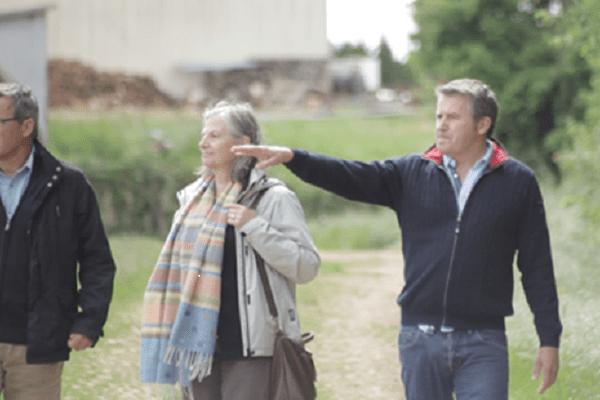 """Trois des sentinelles, """"héros"""" du documentaire de Pierre Pézerat"""