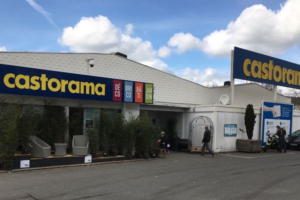 Le magasin Castorama de Darnétal est concerné par le plan social du groupe de bricolage Kingfisher.