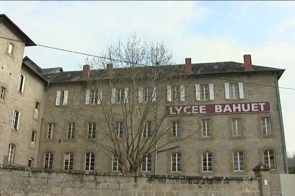 En Corrèze, c'est le lycée Bahuet qui arrive en tête du classement des lycées d'enseignement général et technologique