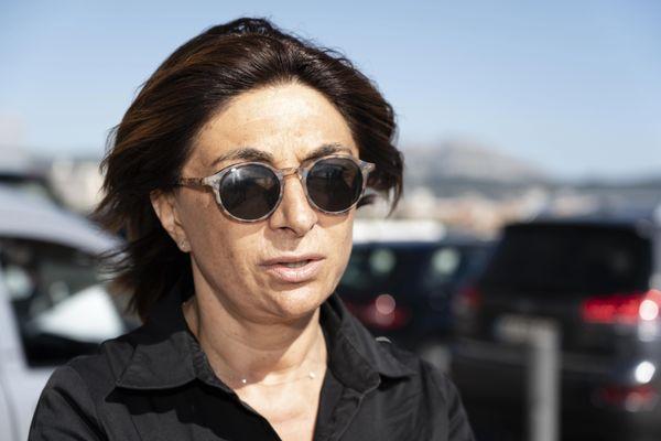 Martine Vassal, rééelue présidente de la Métropole Aix-Marseille-Provence