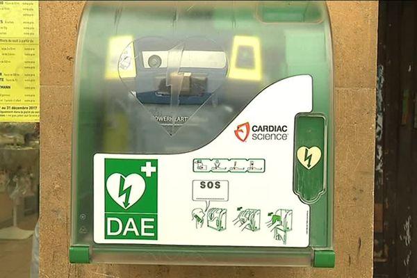 Une application d'alerte pour téléphone portable afin de gagner du temps en cas d'alerte sanitaire ou d'accident.