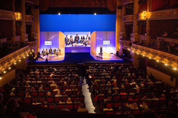 Futurapolis Santé à l'Opéra Comédie de Montpellier en 2019