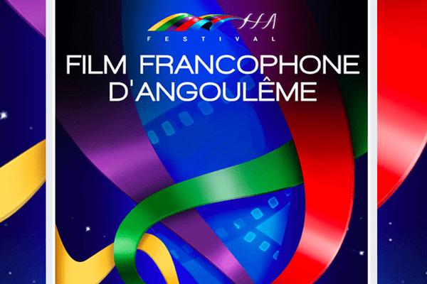 L'affiche de l'édition 2009 du Festival du Film francophone d'Angoulême