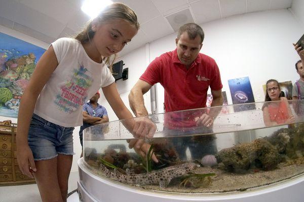 Le Musée Océanographique de Monaco propose tout un programme pour sensibiliser les plus jeunes à la protection des océans.