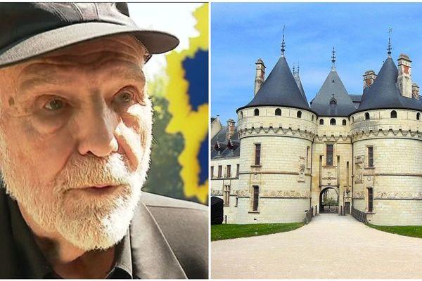 Bernard Lassus, Architecte Paysagiste & Plasticien, amoureux du domaine de Chaumont sur Loire