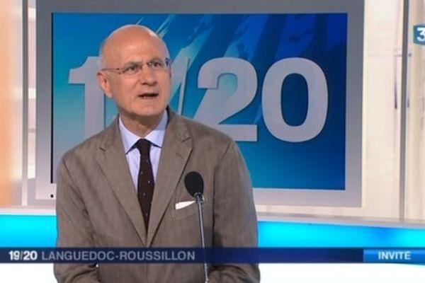 Pierre de Bousquet était l'invité de notre 19/20 régional le 13 juin 2014